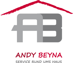 andy beyna, Logo, Service rund ums Haus