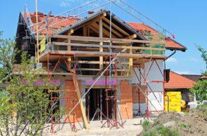 Bautentrocknung, Hausbau, Neubau